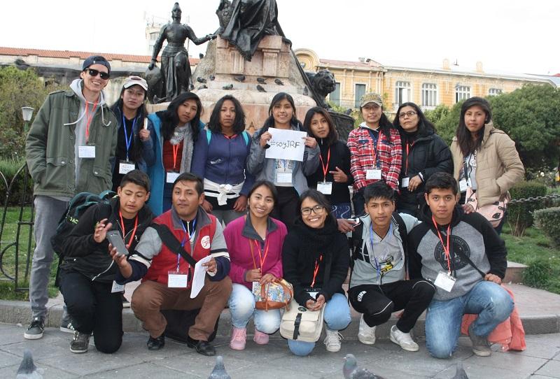 Movida Juvenil: Palabra JRF