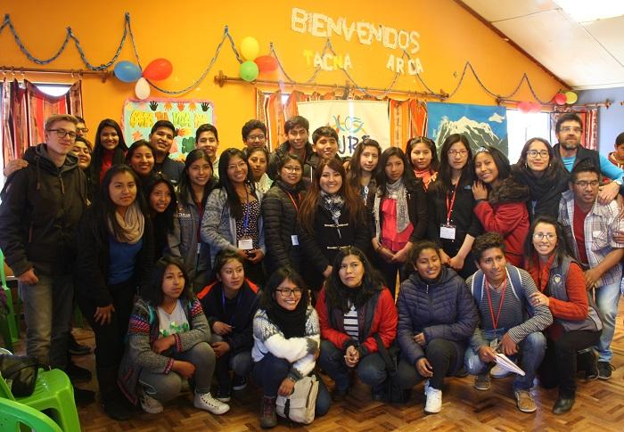 Movida Juvenil: Jóvenes Rompiendo Fronteras, promotores de interculturalidad