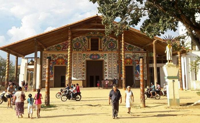 Templo misional de San Ignacio de Mojos: Nueva fachada, la misma esencia del pasado