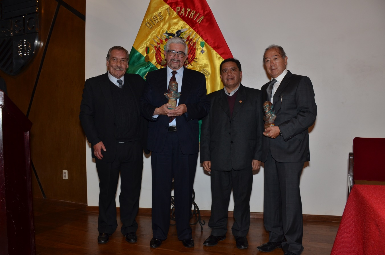 Coloquio 135 aniversario de FEPPA San Calixto